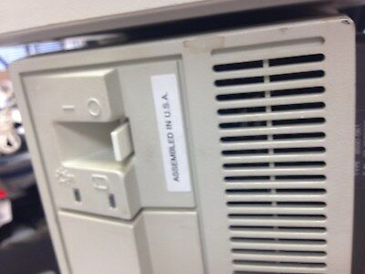 IBM PS2 model 50z 8550-061 Power  on No Video shows