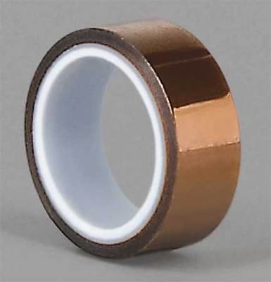 Film Tape,Polyimide,Amber,2 In. x 36 Yd. 3M 1205