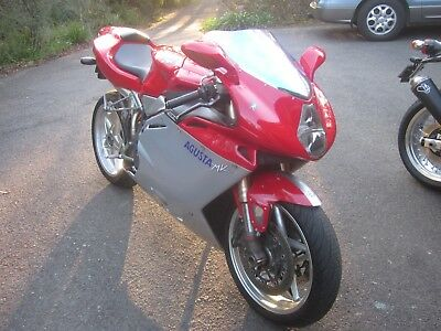 MV Agusta F4, 750, EVO3, One owner, immaculate, Long rego - NW SYDNEY.