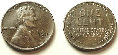 Key Xf/au 1931 S Lincoln Cent - Excellent Key Date!! Free Shipping!
