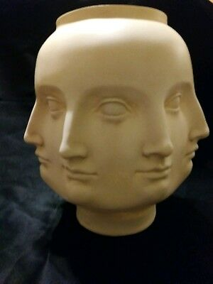TMS 2005 Perpetual Face Vase
