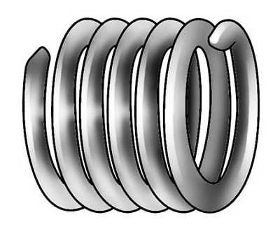 HELI-COIL A1084-10CN150 Helical Insert,SS,M10x1.5mm,PK100