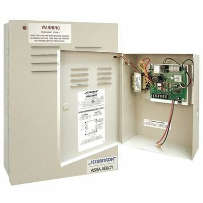 SECURITRON BPS-12/24-1 Power Supply,Dual Voltage Boxed,White