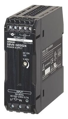 OMRON S8VK-G06012 DC Power Supply,12VDC,4.5A,50/60Hz