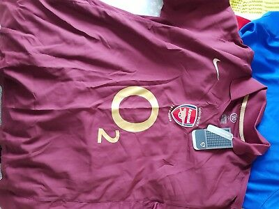 Arsenal Highbury Jersey XXL Nike new