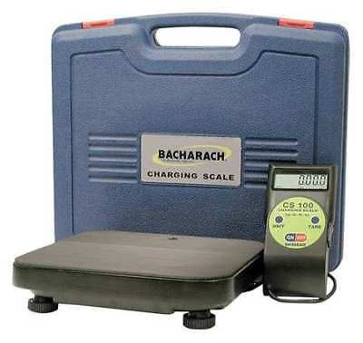 Refrigerant Scale,Electronic BACHARACH 2010-0000