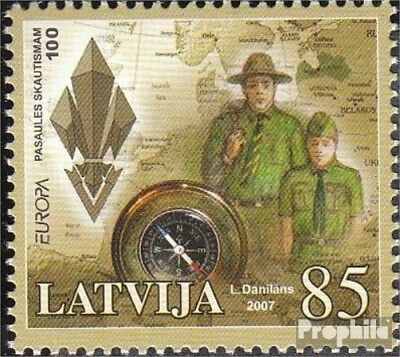 Latvia 700 (complete.issue.) unmounted mint / never hinged 2007 Europe