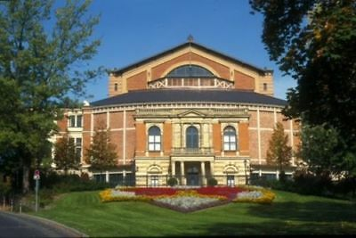 *** Bayreuther Festspiele Wagner Parsifal 2 Tickets 25.08.***