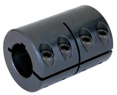 Coupling,One Piece,Bore Dia 1 1/4 In RULAND MANUFACTURING CLC-20-20-F