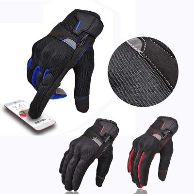 Breathable Outdoor Sports Bike Cycling Motorcycle Motocross Racing Summer Gloves