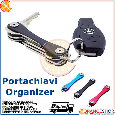 Portachiavi intelligente Slim Key chain smart multi chiavi holder organizer