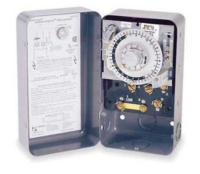 Timer,Defrost,120V,1 NO,2NC Switches PARAGON 8141-00