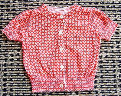 Country Road Girls Summer Cardigan  Sz 6