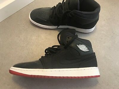 new styles 3c1ac d27b7 Nike Air Jordan 1 Retro 95 TXT Black 616369-001 NEU NEW