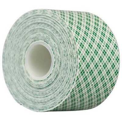 """3M 4016 Double Coated Foam Tape 3"""" x 5yd, White, 1/16"""" thick 3M 4016"""