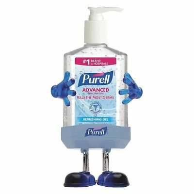 Hand Sanitizer 8oz Pump Bottle in PURELL PAL for Desk PURELL 9600-PL1