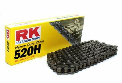 catena rk 520h 120 maglie cl RK RACING CHAIN Trasmissione