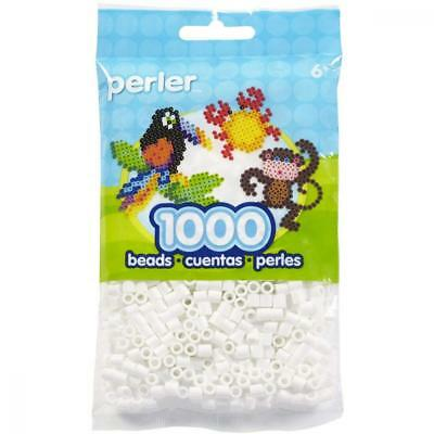 Perler 80-19001 Beads Bead Bag, White