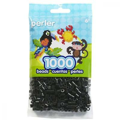 Perler 80-19018 Bead Bag, Black
