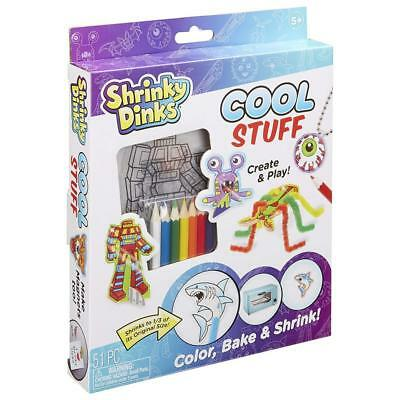 ALEX Toys - Do-it-Yourself Wear! Shrinky Dinks Cool Stuff 397B