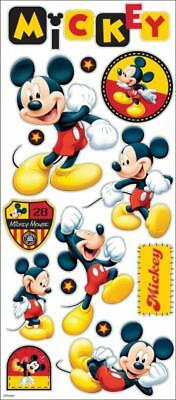 EK Success 53-60006 Disney Large Flat Stickers, Mickey