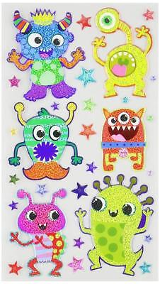 Ek Success Sticko Monster Bash Stickers