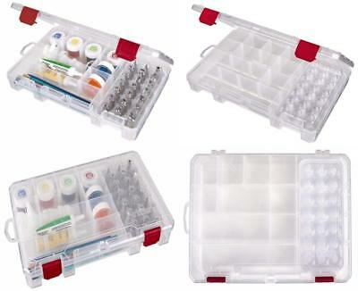 ArtBin 6933AB Baker's Cupboard Solutions Cake Decorating Storage Box,...
