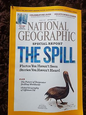 National Geographic Magazine Issue October 201