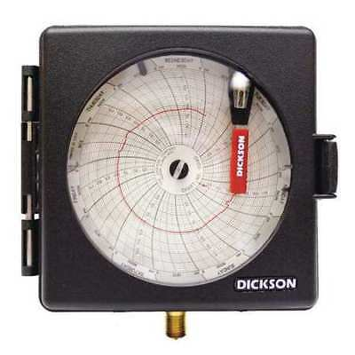 Chart Recorder,0 to 200 PSI DICKSON PW474