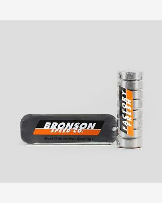 Bronson Speed Co. G3 Kugellager - Bearings für Skateboard, Cruiser & Longboard