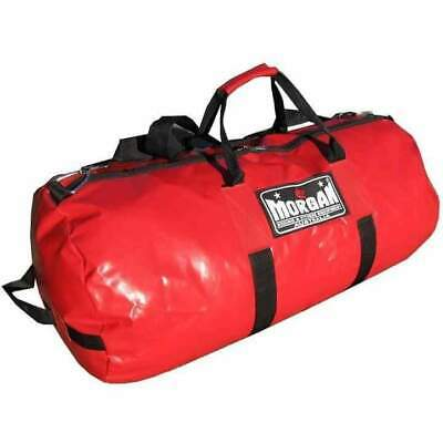 RED Morgan 3ft Trainers Boxing MMA Gear Gym Equipment Bag HEAVY DUTY