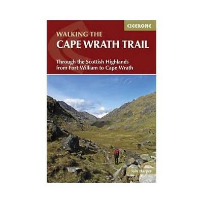 The Cape Wrath Trail by Iain Harper (author)