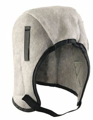 Hard Hat Liner,Gray HOT RODS RF450
