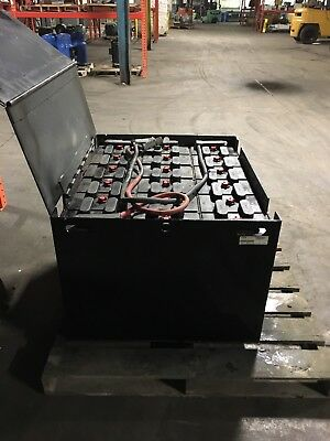 36 Volt Forklift Battery 18X85X27 With Cover