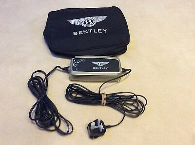 Bentley Battery Conditioner Charger  XS 7000 MAG UK * Pristine*GENUINE 2012+