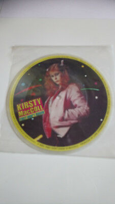 Kirsty MacColl They Don´t Know Picture Single