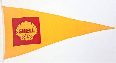 F4015.6 Shell Wimpel 35cm x 80cm