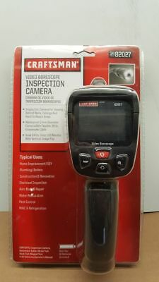 Craftsman Video Borescope Inspection Camera - New - Free Shipping