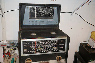 Hallicrafters TW 1000 Radio, Works Some