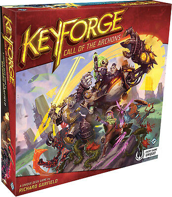 KeyForge Call of the Archons Core Set 2 Player Starter ~ BACKORDER