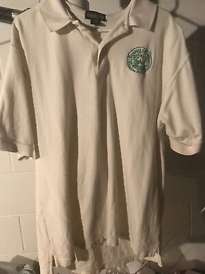 Meadow Brook Hall Concours d'Ellegance Rochester, MI Adult Large Golf Shirt