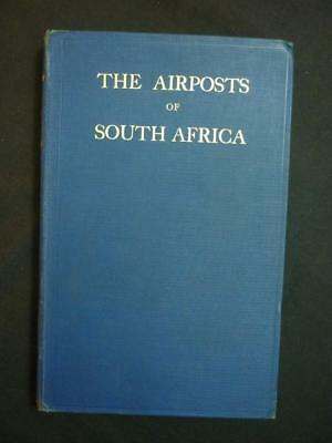 THE AIRPOSTS OF SOUTH AFRICA by L A WYNDHAM