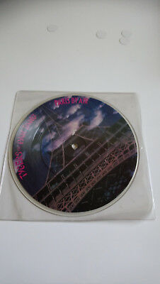 Tygers of Pan Tang Paris by Air Picture Single