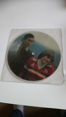 "Heroes And Angels 7"" vinyl picture disc single Hey Diana (The Wedding Song) UK"