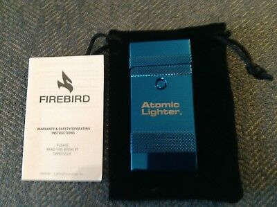 Atomic Lighter Fuel-Free & Rechargable NEW, OUT OF BOX