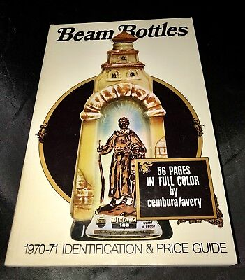 Beam Bottle 1970-1971 Identification & Price Guide
