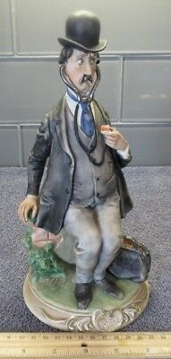 Pucci Of Italy Porcelain DOCTOR FIGURINE 1805