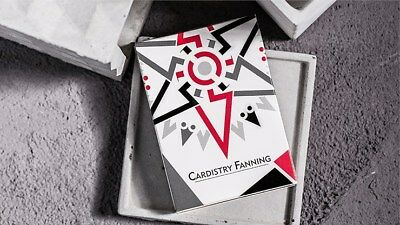 Cardistry Fanning (White)  - Xu Yu Juan playing cards