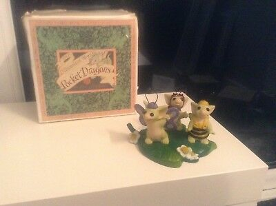 pocket dragons boxed garden critters