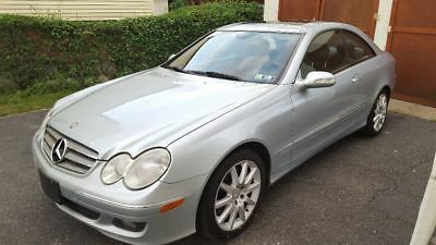 2007 Mercedes-Benz SLK-Class 350 2007 Mercedes-Benz CLK 350 $5450 please contact before or will cancel bid if not